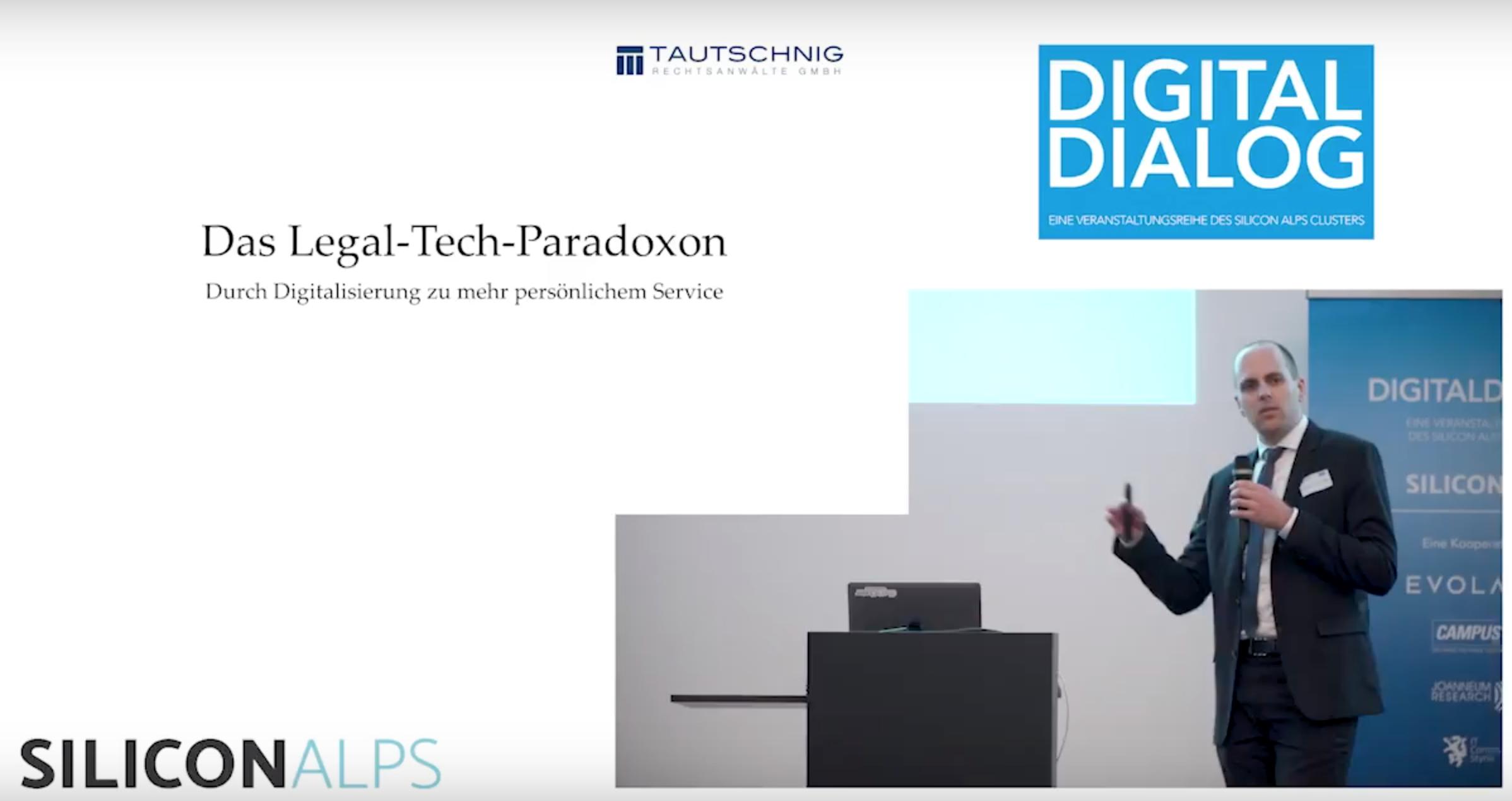 Das Legal-Tech-Paradoxon