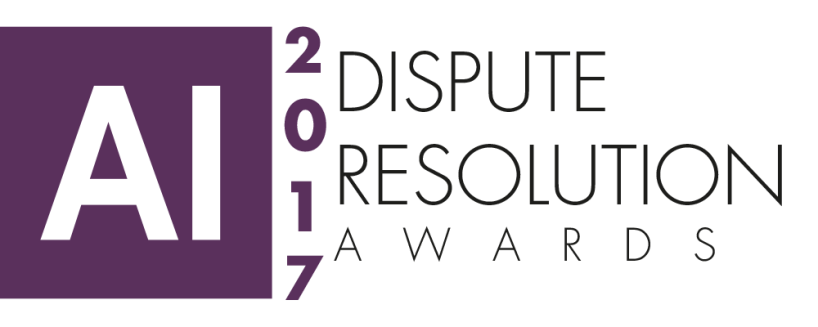 Dispute Resolution Awards 2017